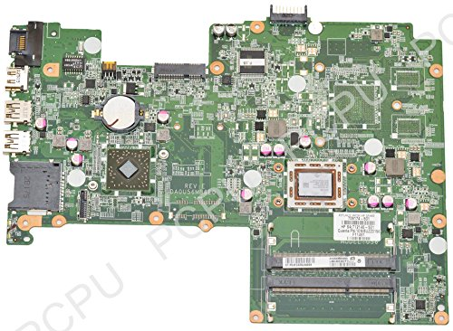 709174-501 HP Pavillion Sleekbook 15-b Laptop Motherboard w/AMD A6-4455 M 2.1 GHz CPU -