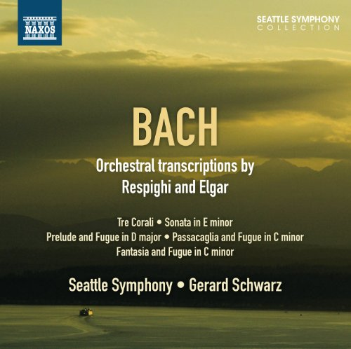 Bach: Orchestral transcription...