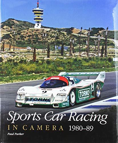 Sports Car Racing in Camera, 1980-89