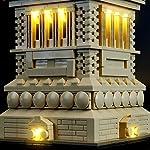 BRIKSMAX-Kit-di-Illuminazione-a-LED-per-Architecture-Statua-della-libert-Compatibile-con-Il-Modello-Lego-21042-Mattoncini-da-Costruzioni-Non-Include-Il-Set-Lego
