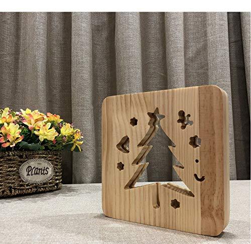 htsbaum Arbol De Navidad Produkt des neuen Jahres Weihnachtsbäume Nachtlicht Adornos De Navidad Para Casa ()
