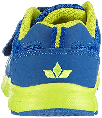 Lico  Boost V, Baskets pour garçon Bleu - Blau (blau/lemon)