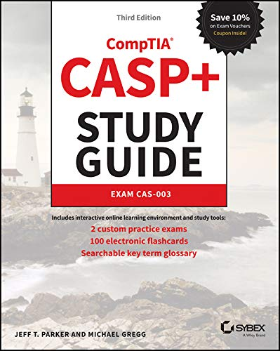 CASP+ CompTIA Advanced Security Practitioner Study Guide (Study Guides) por Jeff T. Parker