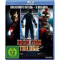 Iron Man - Trilogie [Blu-ray]