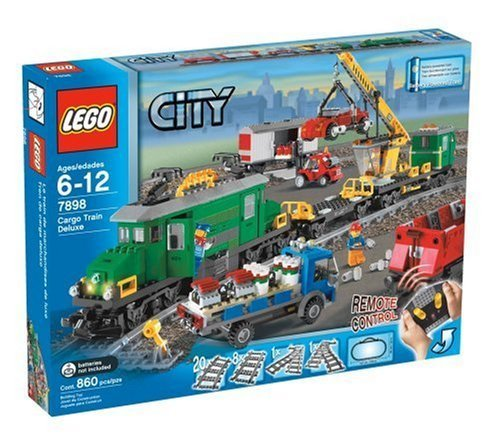 LEGO City Train Deluxe Set by LEGO