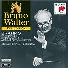 Brahms: Symphony No.1; Haydn Variations; Academic Festival Overture