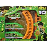 Hreedhan Enterprises Ben 10 Train Toy For Kids Battery Operated