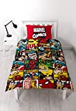 Marvel Comics Duvet Set Reversible Defenders 135 x 200 cm Character World