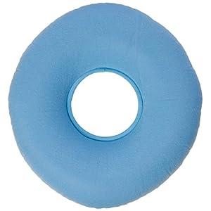 Aidapt VM934B Aufblasbares Ringkissen zur Druckminderung, grau