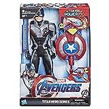 Avengers - Titan Hero FX Capitán América (Hasbro E3301105)