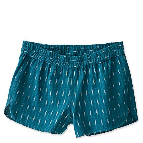 KAVU Damen Aberdeen Shorts, Damen, Blaugrün (Klettern Kavu Shorts)