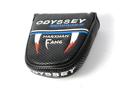 Odyssey funktioniert Marxman Fang Putter Schlägerhaube Head Cover Golf (Putter Odyssey Cover)