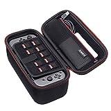 RLSOCO Travel Tasche Case f�r Nintendo Switch Spielkonsole mit Cover+Joy-Cons+Power Bank+viel Zubeh�r Bild