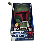 STAR WARS Boba Fett - 20 cm Plüschfigur in Showbox