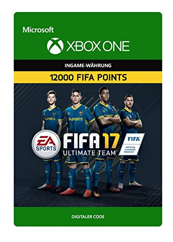 FIFA 17 Ultimate Team - 12000 FIFA Points [Xbox One - Download Code]