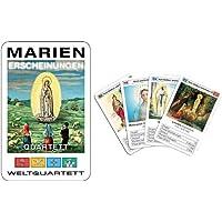 Marien Quartett Marienerscheinungen Wunder Quartett Kartenspiel