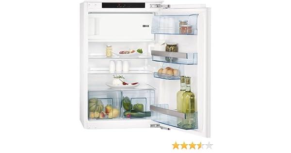 Aeg Kühlschrank Coolmatic Bedienungsanleitung : Aeg sks98840f0 einbau kühlschrank a kühlen: 117 l gefrieren: 17