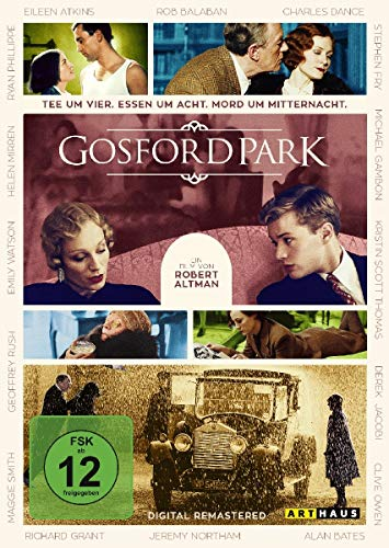 Gosford Park - Digital Remastered