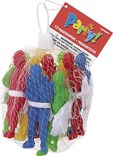 s Spielzeug Fallschirm-Männer Tütenfüller, pro Tasche 12Stk. ()