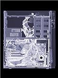 Posterlounge Forex-Platte 100 x 130 cm: Computer Innenleben von Mark Sykes/Science Photo Library