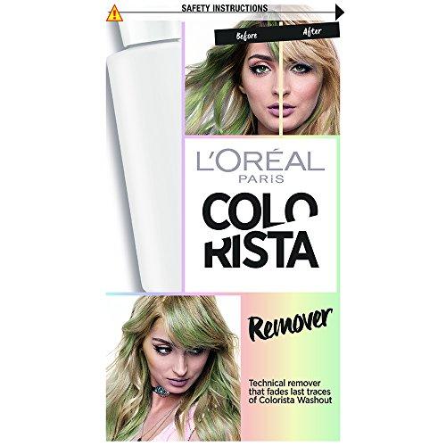 LOréal Paris Colorista Color Remover Kit Rimuovi Tinta Colore per Eliminare i Residui di Colorista Washout