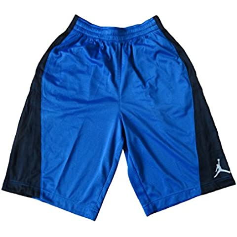 jordan para hombre nike air de aviones de papel de pelota de baloncesto pantalones cortos de malla