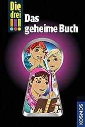 Die drei !!! Das geheime Buch