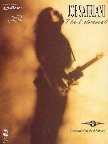 Play It Like It Is Guitar: Joe Satriani - The Extremist. Partitions pour Tablature Guitare(Symboles d'Accords)