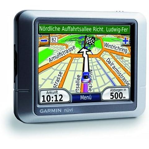 Garmin Nuvi 250, EU - Navegador GPS con mapas de Europa 33 (3.5 pulgadas)