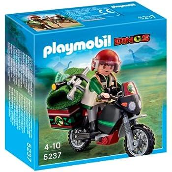 playmobil 5118 jeu de construction moto custom jeux et jouets. Black Bedroom Furniture Sets. Home Design Ideas
