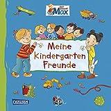 Max Blaue Reihe: Mein Freund Max - Meine Kindergarten-Freunde: Mein Freund Max Freundschaftsbuch