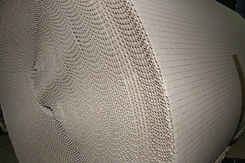 1 Rolle Wellpappe Rollenwellpappe 100 cm x 70 lfm (70m²) thumbnail