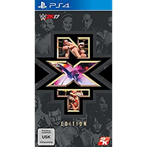 WWE 2K17 – NXT Edition – [PlayStation 4]