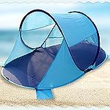 RongDuosi Tenda da Lancio Tenda da Spiaggia all'aperto Tenda da Campeggio for Adulti Tenda da Gioco for Bambini all'aperto Prodotto da Esterno