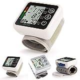 TOUA Automatic Electronic Digital LCD Blood Pressure Monitor Wrist Cuff