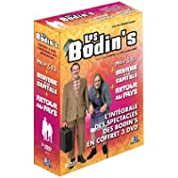 Les Bodin's - L'intégrale des spectacles - Coffret 3 DVD