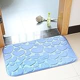 ZY Badezimmer matratze Toilette Wasser Aufnahme küche Eingang tür -B 40x60cm(15.7x23.6inch)