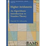 Higher Arithmetic (Student Mathematical Library) by Harold M. Edwards (2008) Paperback