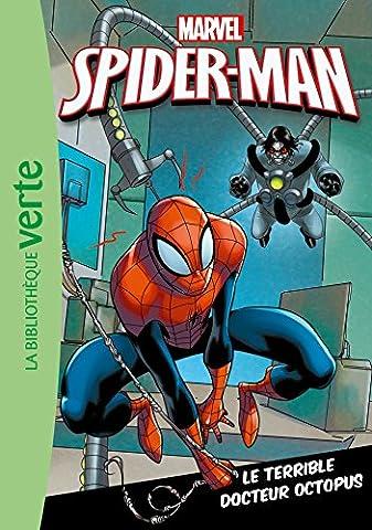 Spider-Man 08 - Le terrible Docteur