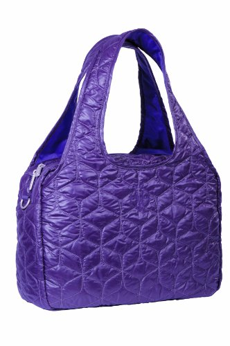Lässig Wickeltasche Glam Global Bag, purple Purple