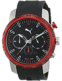 Puma Herren-Armbanduhr XL Essence  Chronograph Quarz Resin PU103051003
