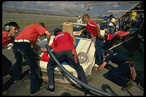 Metal Sign 582034 Porsche Carrera Daytona 24 Hour A4 12X8 Aluminium