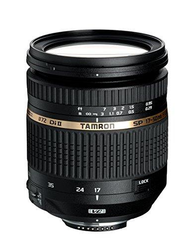 Tamron 17-50 mm/F 2,8 XR DI II VC LD ASP. 17 mm-Objectif