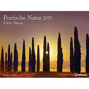 2019 Poetic Nature Poster Calendar - 64 X 48 Cm
