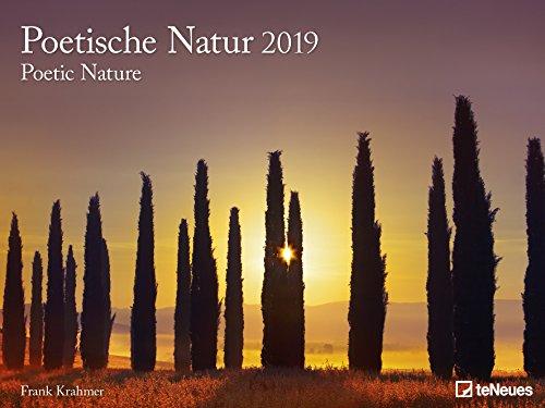 Poetische Natur 2019 - Naturkalender, Fotografie, Landschaftskalender 2019 - 64 x 48 cm