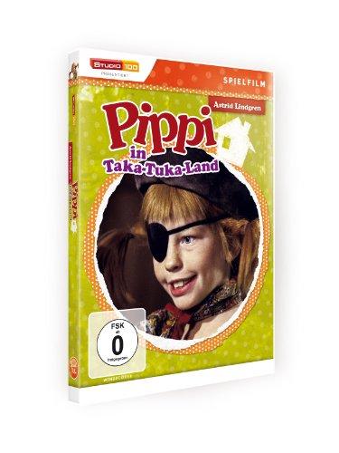 Astrid Lindgren: Pippi Langstrumpf in Taka-Tuka-Land - Spielfilm: Alle Infos bei Amazon