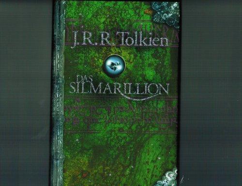 Buchseite und Rezensionen zu 'Das Silmarillion' von J. R. R. Tolkien