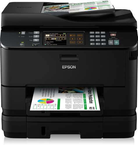 Great Buy for Epson WorkForce Pro WP-4545DTWF A4 Multifunction Inkjet Printer Online