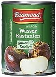 Diamond Wasserkastanien, ganz, 12er Pack (12 x 340 g)
