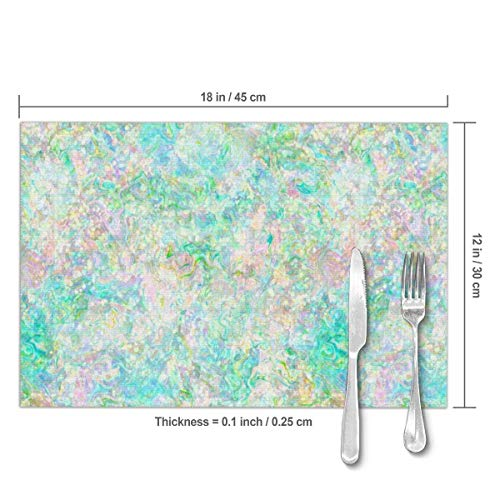 Zoom IMG-2 bikofhd placemats for dining table